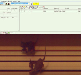 FinishLynx Track Timing