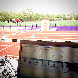 Outdoor Track Timing