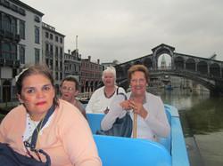 Suil Canal Grande di Venezia in miniatur