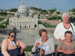 All'Italia in miniatura