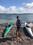 Cross-training with Kayak