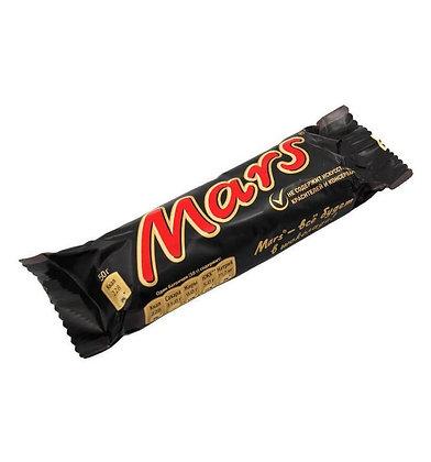Шоколадный батончик Mars 50 г