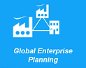 Global Enterprise Planning multi-site, multi-company, multi-currency, multi-lingual capabilities