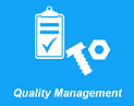 Manage higher quality operations in receiving, manufacturing, and shipping