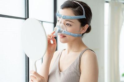 【SleepKinwood 健和醫療 - 睡眠窒息症產品】紐西蘭 Fisher & Paykel (F&P) Eson2 呼吸機罩鼻式鼻罩 CPAP Nasal Mask - 貼合不同面形