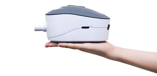 【SleepKinwood 健和醫療 - 睡眠窒息症產品】Transcend 3 旅行迷你自動型睡眠呼吸機 (Travel CPAP) - 體積輕巧,只有手掌般大小