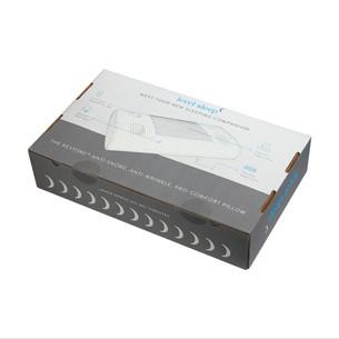 【SleepKinwood 健和醫療 - 止鼻鼾產品】Restore 護脊止鼾枕 - 外盒包裝 (背面)