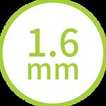 【SleepKinwood 健和醫療 - 磨牙產品】LunaGuard 夜間護齒牙套 - 1.6mm 輕巧纖薄設計