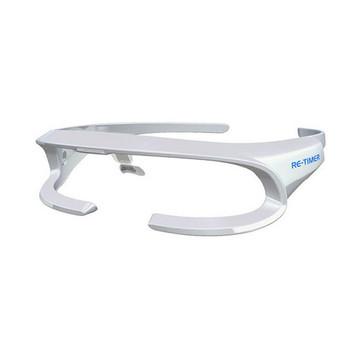 【SleepKinwood 健和醫療 - 失眠產品】Re-Timer 光療助眠眼鏡 (正面)