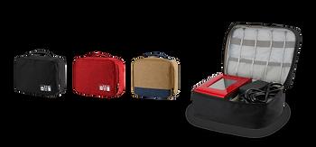 【SleepKinwood 健和醫療 - 睡眠窒息症產品】日本 Koike Jusmine J 時尚觸控式自動型睡眠呼吸機 - 配備多功能的旅行收納袋,三款顏色,任君選擇。