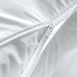 【SleepKinwood 健和醫療 - 睡房過敏產品】英國Astex防塵蟎寢具保護套 - 密封式拉鍊設計