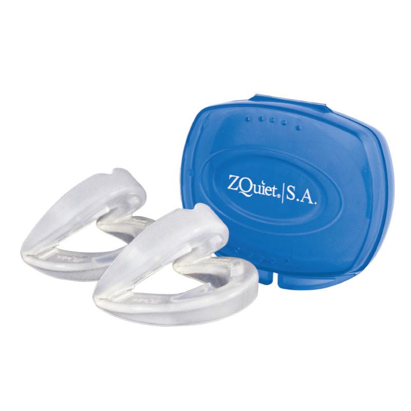 【SleepKinwood 健和醫療 - 睡眠窒息症產品】美國 ZQuiet S.A. 止鼻鼾及睡眠窒息症牙膠 (Oral Appliance) - 香港專科醫生推薦及選用
