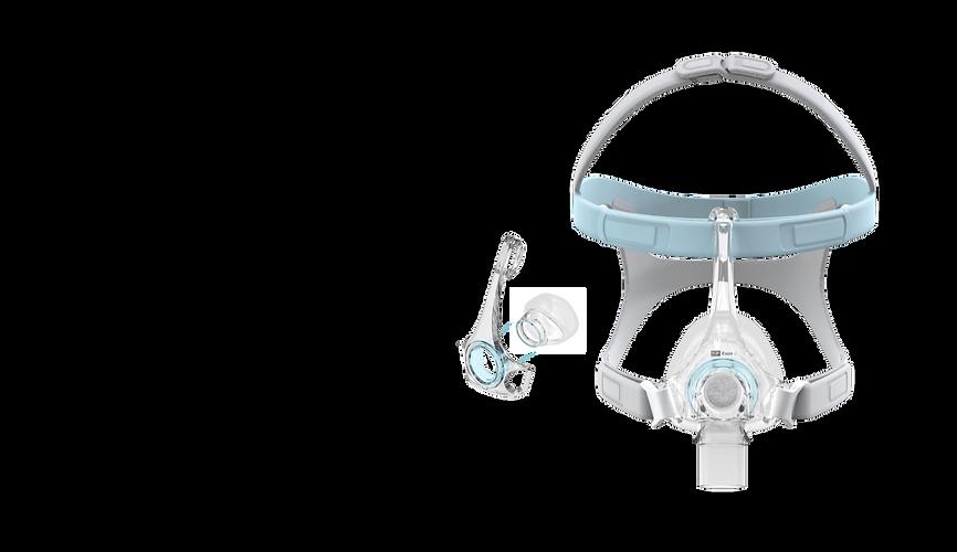 【SleepKinwood 健和醫療 - 睡眠窒息症產品】紐西蘭 Fisher & Paykel (F&P) Eson2 呼吸機罩鼻式鼻罩 CPAP Nasal Mask