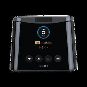 【SleepKinwood 健和醫療 - 睡眠窒息症產品】紐西蘭 Fisher & Paykel (F&P) SleepStyle 家用智能呼吸機 - 正面