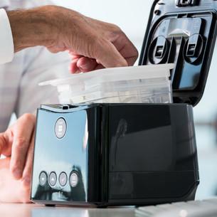 【SleepKinwood 健和醫療 - 睡眠窒息症產品】紐西蘭 Fisher & Paykel (F&P) SleepStyle 家用智能呼吸機 - 內置加熱濕潤器