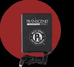 【SleepKinwood 健和醫療 - 睡眠窒息症產品】Transcend 3 旅行自動型睡眠呼吸機 (Travel CPAP) - 原廠外置充電式電池