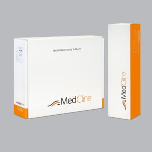 【SleepKinwood 健和醫療 - 睡眠治療產品】MedCline 胃食道反流治療組合 - 外盒包裝