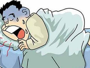 返工勁坐好易肥 患睡眠窒息症差啲死?