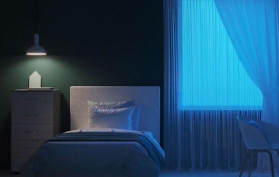 【SleepKinwood 健和醫療 - 失眠產品】MACK'S 3D 立體剪裁安睡眼罩 - 「光線」可能是導致失眠的元凶 - 窗外光線