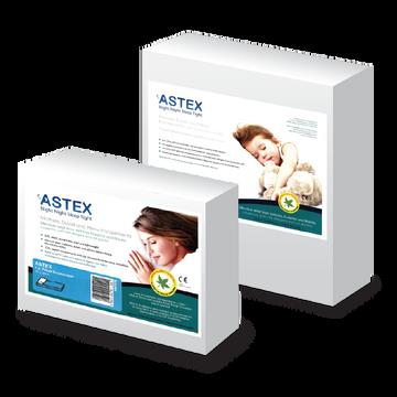 【SleepKinwood 健和醫療 - 睡房過敏產品】英國Astex防塵蟎寢具保護套