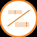 【SleepKinwood 健和醫療 - 止鼻鼾產品】Restore 護脊止鼾枕 - 中間較矮部分適合仰睡,兩側較高部分適合側睡。