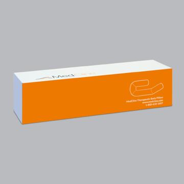 【SleepKinwood 健和醫療 - 止鼻鼾產品】MedCline 側睡治療枕 - 外盒包裝