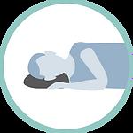 【SleepKinwood 健和醫療 - 睡眠窒息症治療成效測試】睡眠窒息症小知識 - 「姿位性睡眠窒息症」患者可以側睡作為輔助治療方案