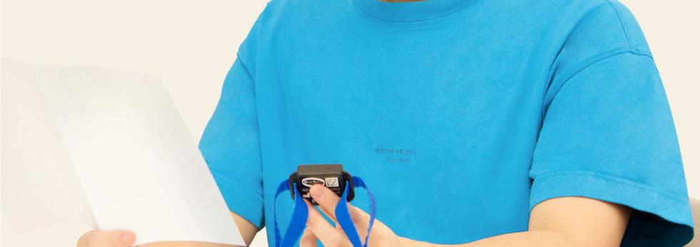 【SleepKinwood 健和醫療 - 家中鼻鼾程度評估】輕巧的睡眠監測儀及詳盡使用指南