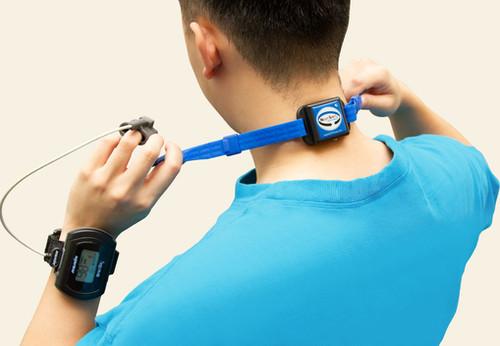 【SleepKinwood 健和醫療 - 睡眠窒息症治療成效測試】睡眠監測儀佩戴過程簡單快捷