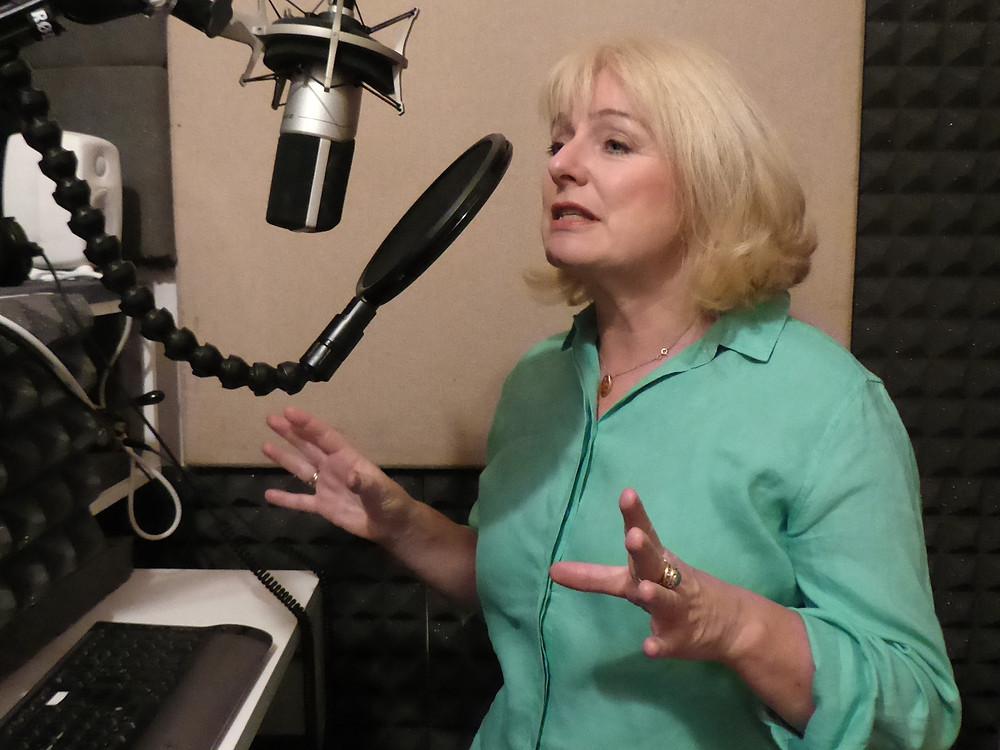 Moira Tait voice actor