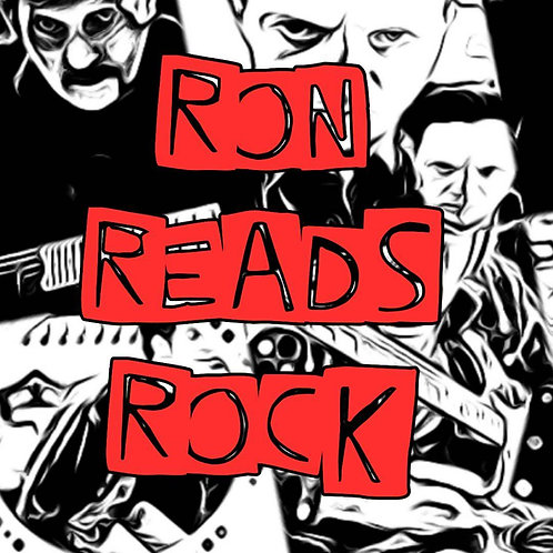 Ron Reads Rock