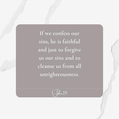 God Always Offers Forgiveness