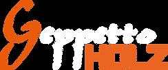 Geppetto Logo weiß orange ohne Balken.pn