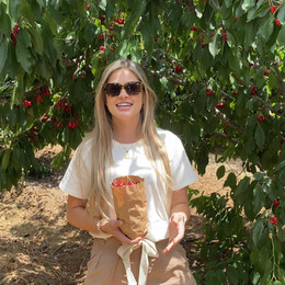 Cherry Picking at a Local You-Pick Business!