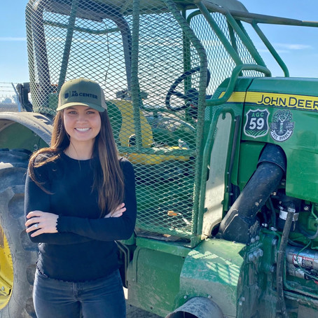 MEET THE WOMEN OF THE AG CENTER: Chelsie Harris