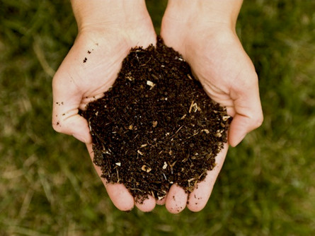 Ag Tips: COMPOST BENEFITS FOR YOUR SOIL