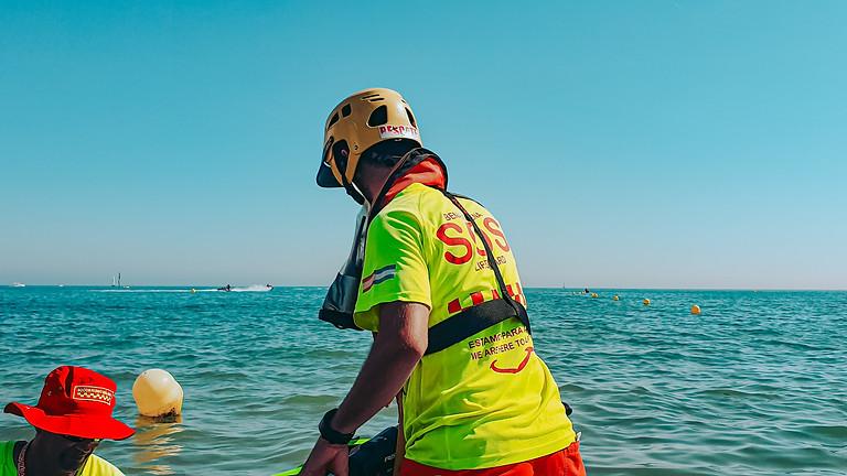 Salvamento y Socorrismo acuático. Primeros auxilios