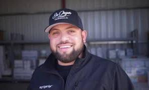 MEET THE PEOPLE OF AG: Junior Velasco