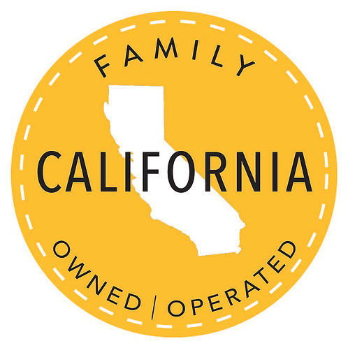 Family Owned & Operated Sticker