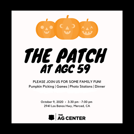 The Patch at AGC!