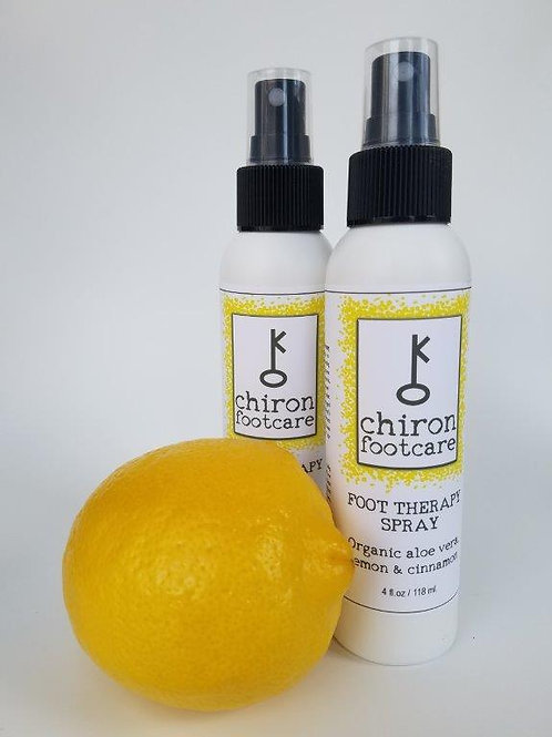 Chiron FootTherapy Spray— set of 2