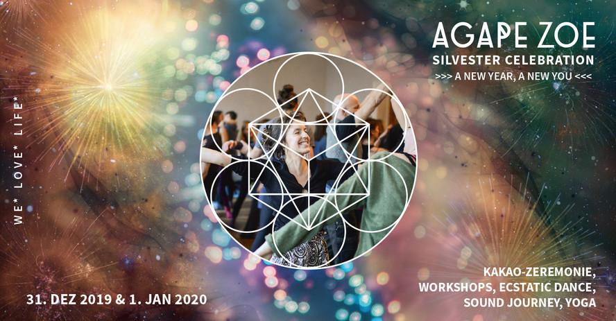 AGAPE ZOE Silvester Celebration 2019/20