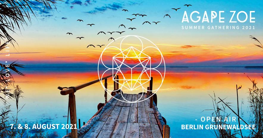 AGAPE ZOE Summer Gathering 2021 WEB