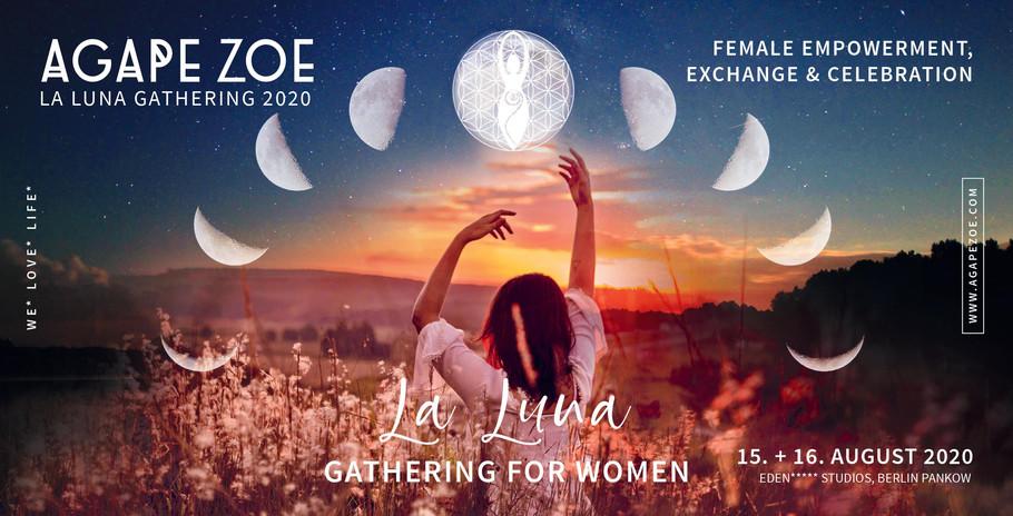 AGAPE ZOE La Luna Gathering for Women