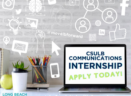 CSULB Communications Internship