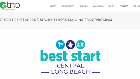 BSCLB Network Building Grant Program