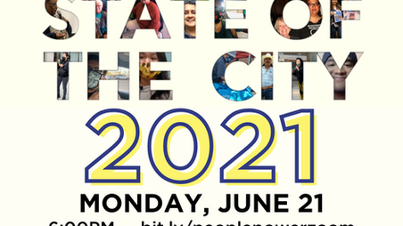 2021 People's State of the City Long Beach