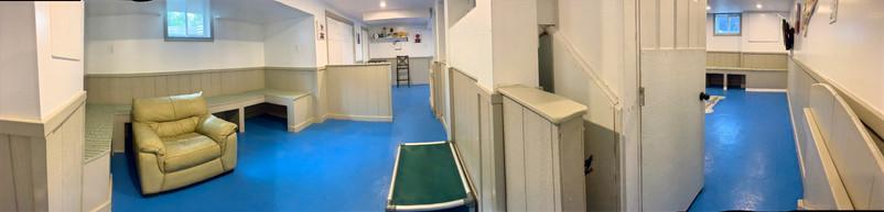 Indoor Dog Zone