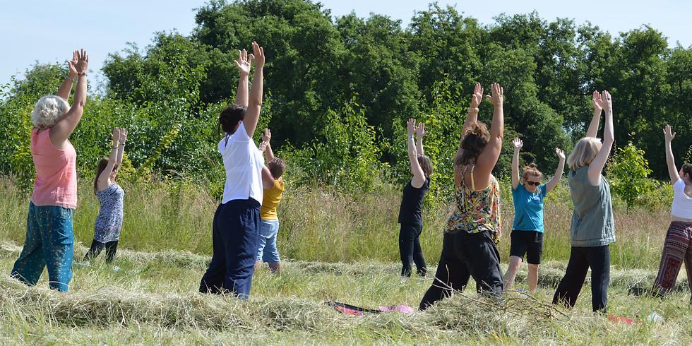 Summer Yoga Course