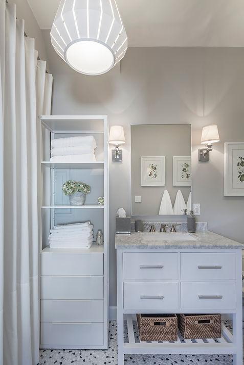 Studio Apartment Bathroom Remodel